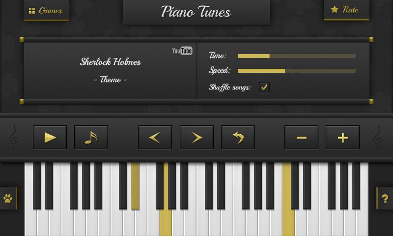 Piano Tunes